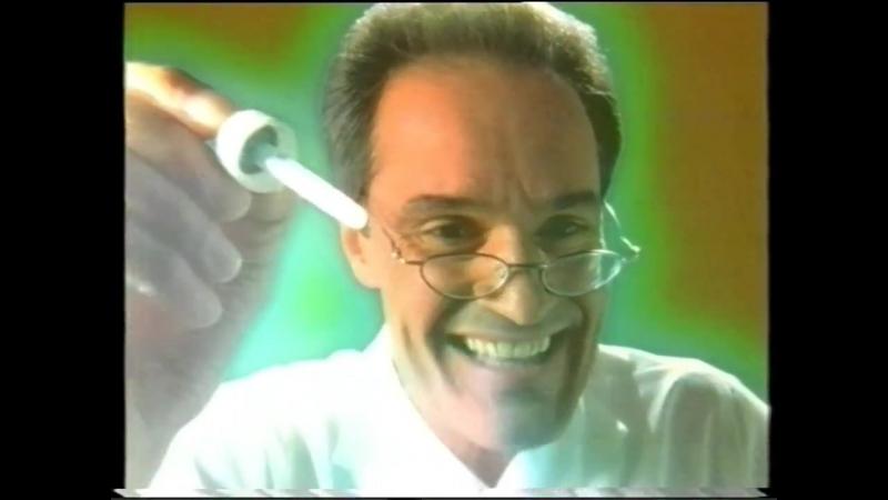 Реклама и анонсы (RTL Klub [Венгрия], 2000) Organics, Master Crok, Gentos, Kalinka, Nizoral, Renault, Pur, Vibrocil, Borsodi