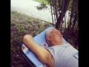 Мой любимый папочка уснул под классику, пока я читала молитву) свежий воздух, вера и по истине сильная любовь творят чудеса.