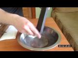Как заточить нож просто и быстро (3 мин)