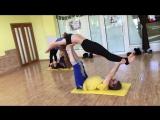 Акро-йога в Омске