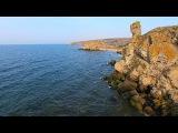 Крым 4K: Генеральские пляжи. Часть 2 из 3