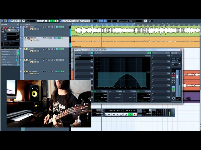 EzMix2 Improving your Bass Metal Tone in two clicks