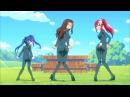 Sapparo Anime AMV AMV Fairy Tail love dance.Passion.Lucy, Natsu, Gray,Erza