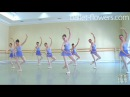 Vaganova Ballet Academy. Exercises on pointe. Classical Dance Exam. 5th class. May 2016
