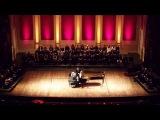 Моцарт Соната для ф-но в 4 р. (K 497). Марта АргериxДаниэль Баренбойм.  Mozart Sonata four hands (K 497) Argerich Barenboim