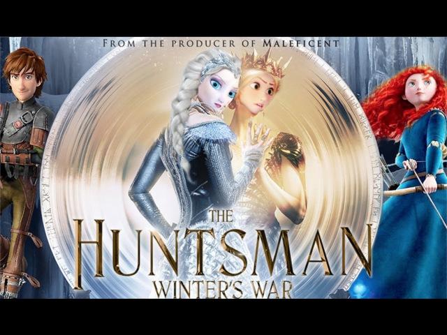 The Huntsmen: Winter's War {Non/Disney Trailer}
