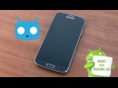 Samsung Galaxy S4 I9500 Android Marshmallow cyanogen mod 13