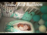Babynest Кокон- Гнездышко от ателье RED BALLOON