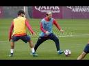 Lionel Messi in training after injury/Лионель Месси на тренировке после травмы