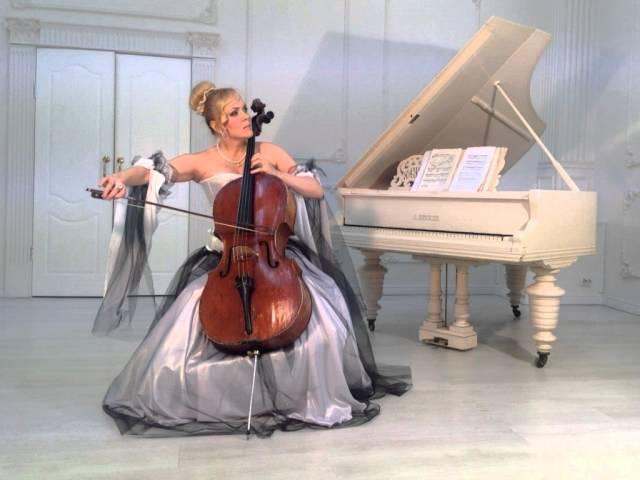 Струнное трио SILENZIUM - Prelude (2015 Bach techno fantasy)