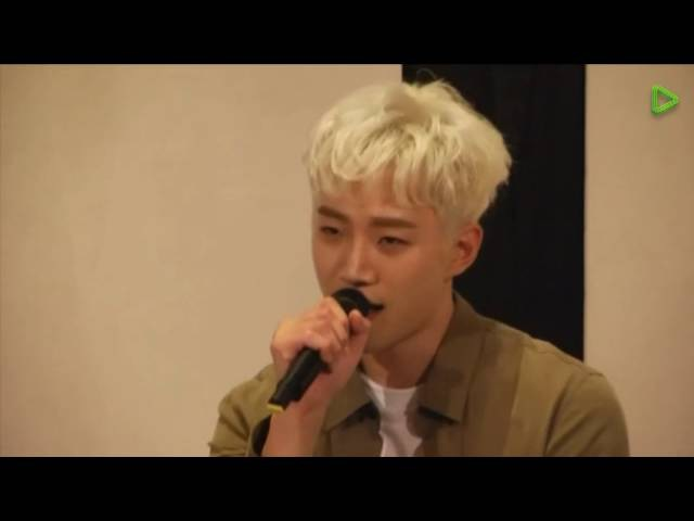 160822 Whispering Summer with JUNHO 〜Acoustic Talk Night〜 (LINE LIVE Full ver.)