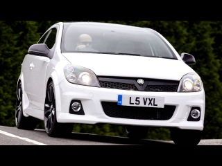 Vauxhall Astra VXR Arctic Special '2010