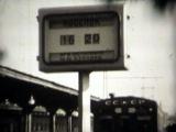 8мм киносъёмка железной дороги моего деда  70е годы