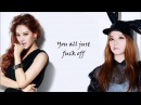 [ENG SUB] Tymee (타이미) ft Jaekyung of RAINBOW - ㄴㄴㄷㄲㅈ (You All Just Fuck Off)