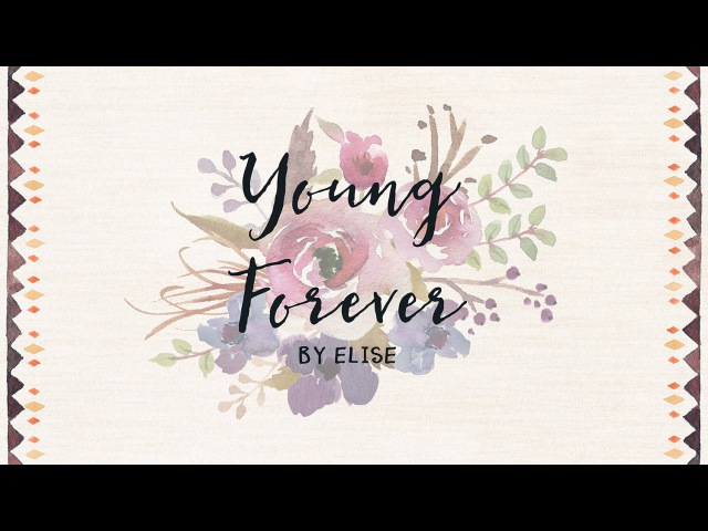 (Acoustic English Cover) BTS - Young Forever | Elise (Silv3rT3ar)