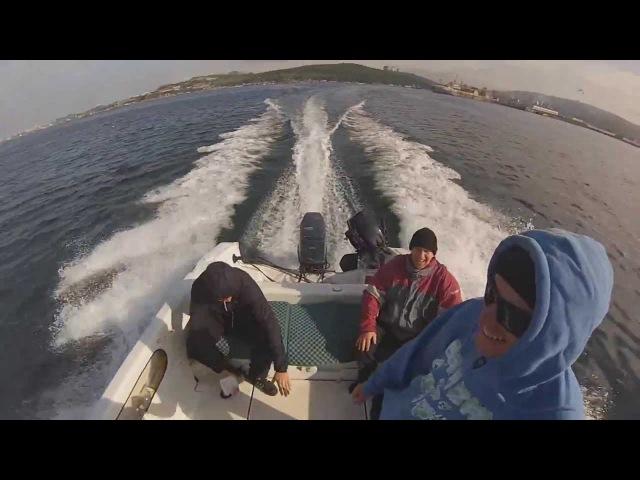 Подводная охота во Владивостоке