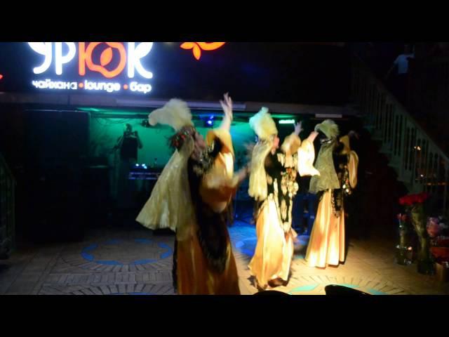 Хорезмский танец Лязги-ансамбль Бахор7-915-347-87-66 www.bahordance.ru