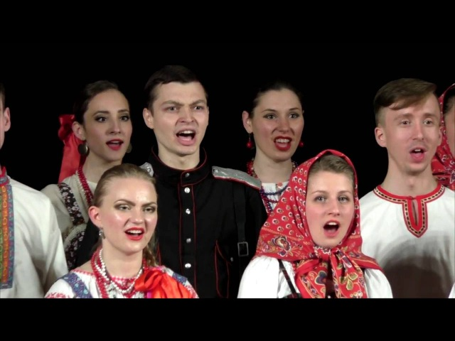 Славься — хор из оперы «Иван Сусанин», музыка М. Глинки, слова С. Городецкого