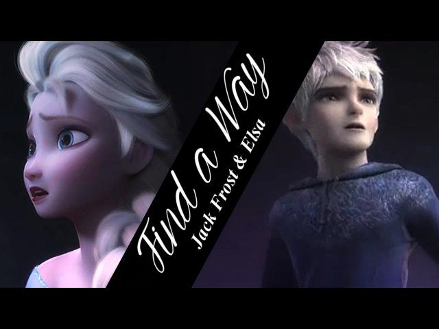 Jack Elsa Find A Way Jelsa