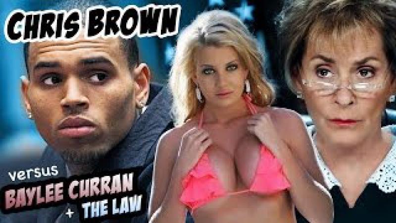 Chris Brown vs Baylee Curran vs Police Standoff Dramatised in Memes