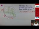 HACİM ÖLÇME Giriş - 6. Sınıf Matematik (CYT)