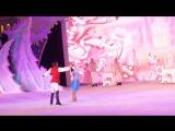 Ледовое шоу Щелкунчик театра Петра Чернышева на Красной площади 31 декабря