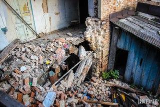 17 сентября 2016 г. Обрушение здания