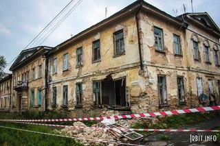 Ирбит, ул. Орджоникидзе, 18. 18 июля 2016 г.