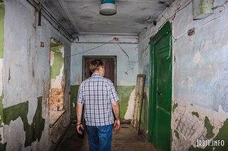 Интерьер. Ирбит, ул. Орджоникидзе, 18. 18 июля 2016 г.