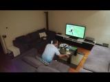Жена жестко разыграла мужа, который захотел досмотреть матч один [Турция-Хорватия]