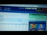 Мои ставки на платный матч(04.09) в БК Париматч и Марафон, а также вход в киви кошелек
