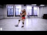 PARTYNEXTDOOR - Kiss Me - Natalie Lynx - Dance Centre Myway