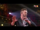 новая песня Джастин Тимберлейк  Justin Timberlake - Rock Your Body ⁄ Cant Stop The Feeling Eurovision 2016 FULL 14 05 2016 HD