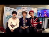 [161105] BLOCK B BASTARZ reaction on MBC Music Core [ENG SUB]