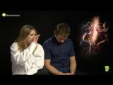Интервью Элизабет Олсен и Джереми Реннера для Movie'n'co UK