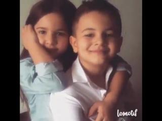 [Kavkaz Vine] Брат с сестрой - Безумно красивые