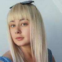 Анкета Екатерина Вахонина