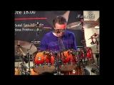 Gavin Harrison Polyrhythmic paradiddle coordination
