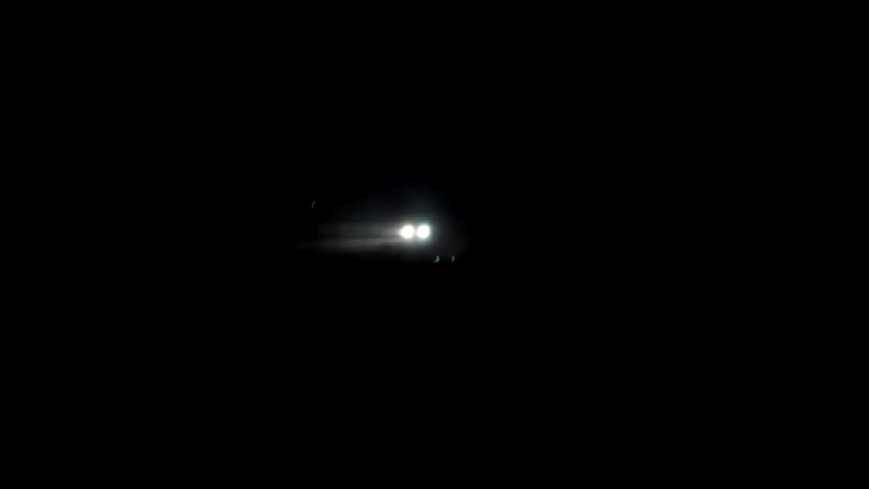 Night-avto-drift-party от Евпаторийских байкеров!✌😃 (7.01.2017) 12
