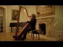 Tchaikovsky - Waltz of the Flowers from Nutcracker on harp by Sasha Boldachev