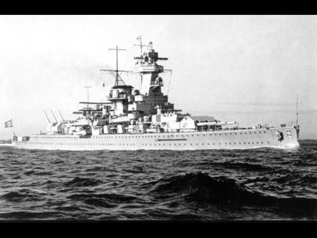 La fine della Graf Spee