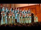 Детский хор ВЕСНА - Веники 10-11-2013 БЗК