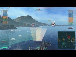 World of Warships #полундра - новый ранговый сезон