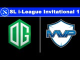 OG vs MVP - Starladder | i-League Invitational #1 - BO3 - game1