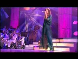 Алекса - Я живу тобой (Песня Года 2004 Финал)