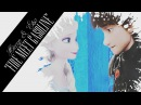 Hiccup Elsa | Burnin' Alive [MEP part for Océhαmαdα ღ]