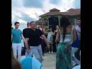 Лейла Алиева и Араз Агаларов   Лезгинка танцует