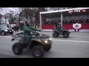 Военный парад в Латвии. Смешно до икоты