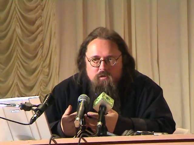 Диакон Андрей Кураев: Христос и Бог
