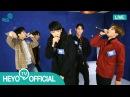 해요TV PENTAGON 펜타곤 - FANTASTIC BABY빅뱅 노래방 라이브